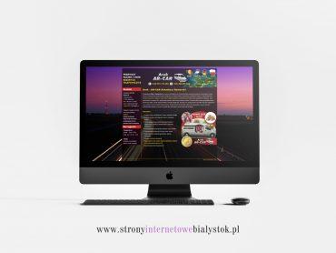 Strony Internetowe Białystok – Ar-Car