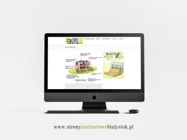 Strony Internetowe Białystok – Euro Eco XPS