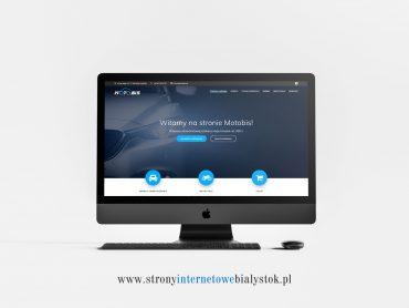 Strony Internetowe Białystok – Motobis