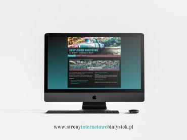 Strony Internetowe Białystok – Lybra Metals v2