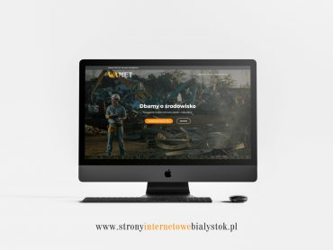Strony Internetowe Białystok - WAMET